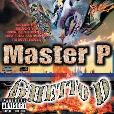 Ghetto D Vinyl Record