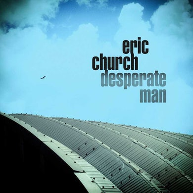 Eric Church Desperate Man Vinyl Record
