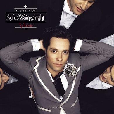 Rufus Wainwright Vibrate: The Best Of Vinyl Record