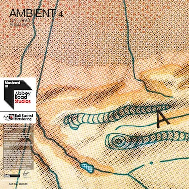 Brian Eno Ambient 4: On Land Vinyl Record