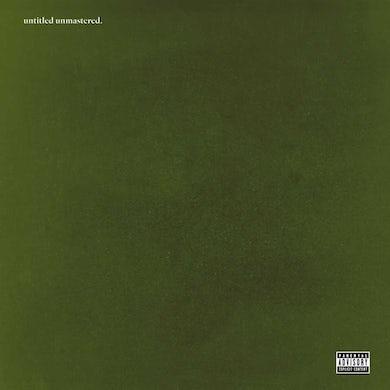 Kendrick Lamar Untitled Unmastered. Vinyl Record