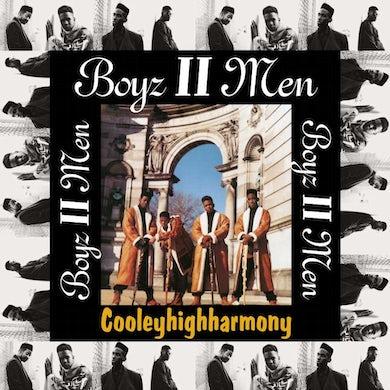 Boyz II Men CooleyHighHarmony Vinyl Record