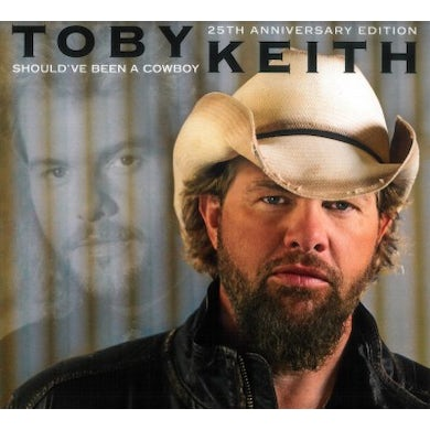 Toby Keith Should've Been A Cowboy (LP)(25th Anniversary Edition) Vinyl Record