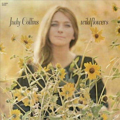 Judy Collins Wildflowers Vinyl Record