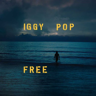 Iggy Pop Free Vinyl Record