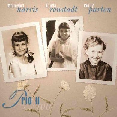 Dolly Parton Trio II Vinyl Record
