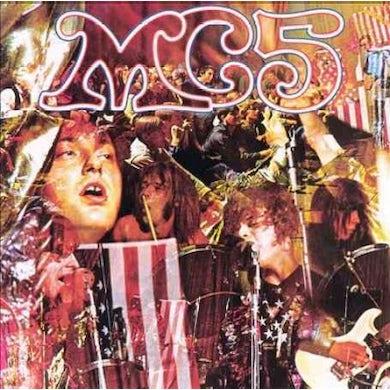 MC5 Kick Out The Jams Vinyl Record