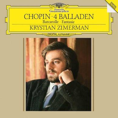 Krystian Zimerman Chopin: 4 Ballads  B Vinyl Record