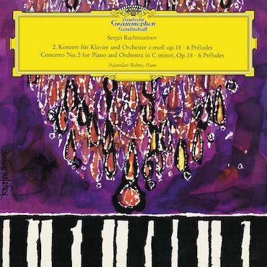 Rachmaninov: Piano Concerto No. 2 In C Minor, Op. 18/6 Preludes Vinyl Record