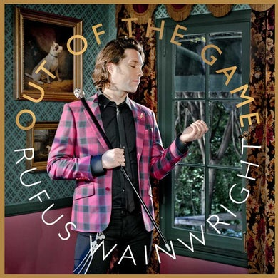 Rufus Wainwright Out Of The Game (Lp) Vinyl Record