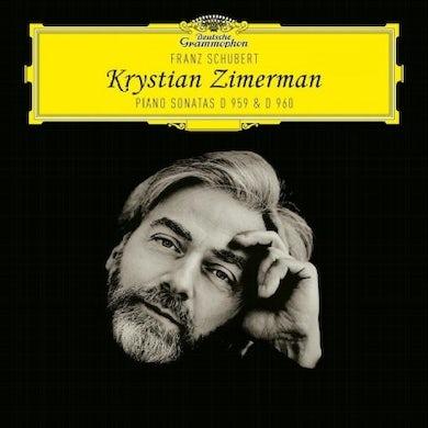 Krystian Zimerman Schubert Piano Sonatas D959 & 960 Vinyl Record