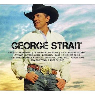 ICON: George Strait Vinyl Record