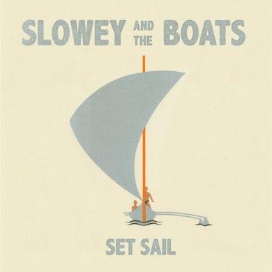Slowey & The Boats SET SAIL (SEA FOG VINYL) Vinyl Record