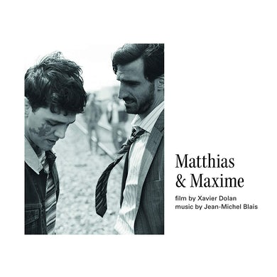"Matthias & Maxime (Original Motion Picture Soundtrack) (10"") Vinyl Record"