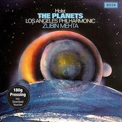 Zubin Mehta Holst: The Planets Vinyl Record
