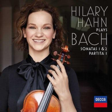 Hilary Hahn Plays Bach: Violin Sonatas Nos. 1 & 2/Partita No. 1 Vinyl Record