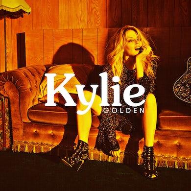 Kylie Minogue Golden Vinyl Record