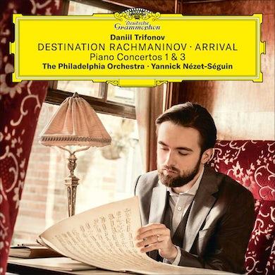 Daniil Trifonov Destination Rachmaninov: Arrival Vinyl Record