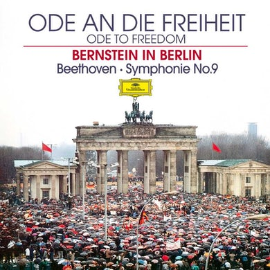 Beethoven: Ode An Die Freiheit/Ode To Freedom: Symphony No. 9 in D Minor Vinyl Record