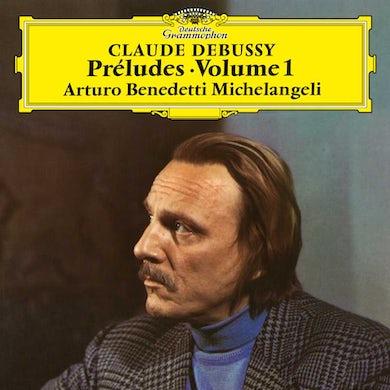 Debussy: Preludes I Vinyl Record