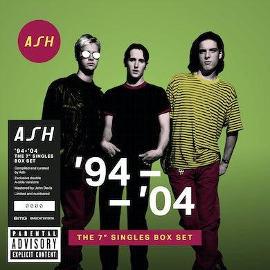 Ash 94 – '04: The 7'' Singles Box Set Vinyl Record