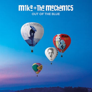 Mike + The Mechanics Out of The Blue Vinyl Record