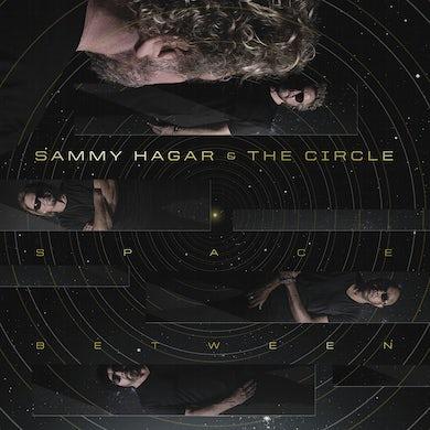 Sammy Hagar Space Between Vinyl Record