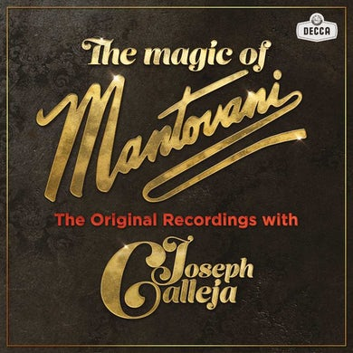 The Magic Of Mantova Vinyl Record