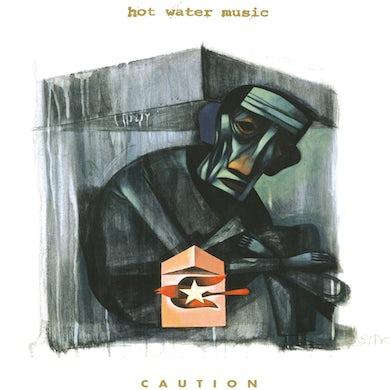 Caution Vinyl Record