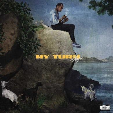 Lil Baby My Turn (2 LP) (Opaque Blue) Vinyl Record