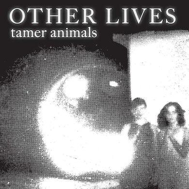 Tamer Animals Vinyl Record
