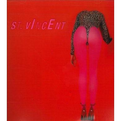 St. Vincent Massduction CD
