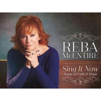 Reba Mcentire Sing It Now: Songs Of Faith & Hope (2 CD) CD