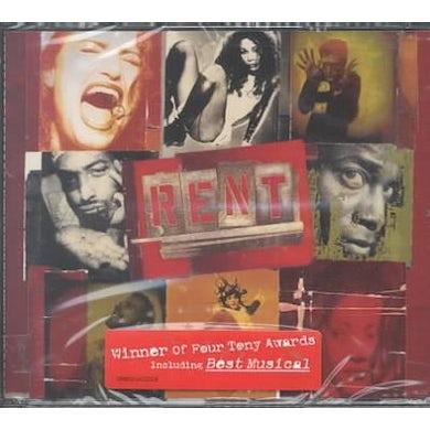 Soundtrack Rent (OC) (Larson) (2 CD) CD