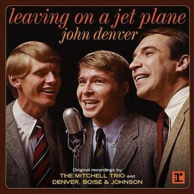 John Denver Leaving On A Jet Plane CD