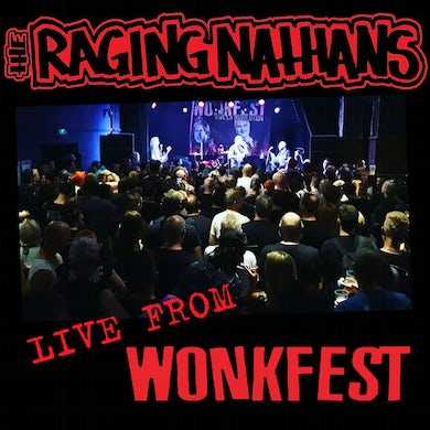 RAGING NATHANS Live From Wonkfest Vinyl Record