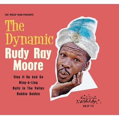 Rudy Ray Moore Dynamic Ep Vinyl Record