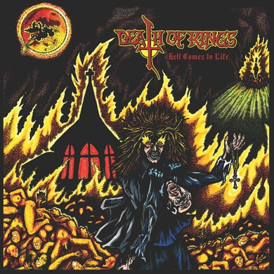 Death Of Kings Hell Comes To Life Vinyl Record