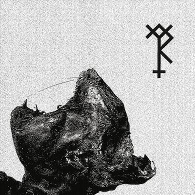 TREPANERINGSRITUALEN Konung Kront I Blod/Salve Teragmon Vinyl Record