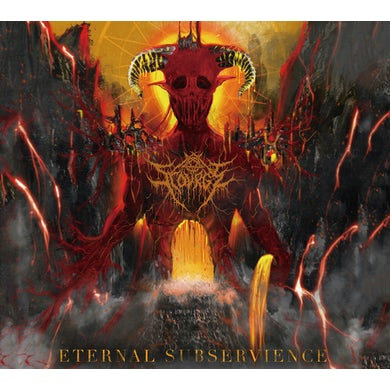 Scourge Eternal Subservience CD