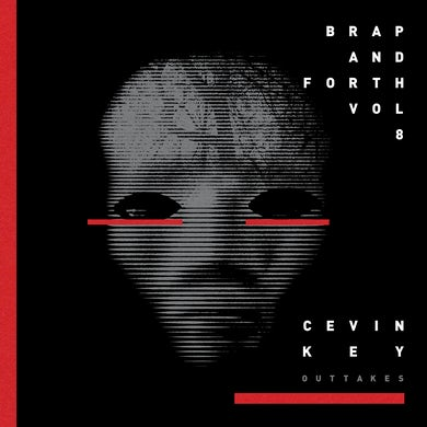 cEvin Key Brap And Forth: Vol. 8 CD