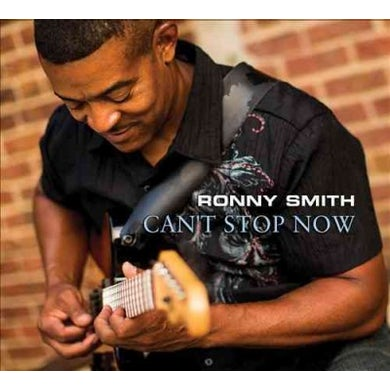Can't Stop Now CD