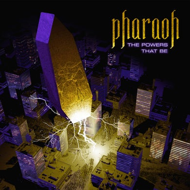 Pharaoh The Powers That Be CD