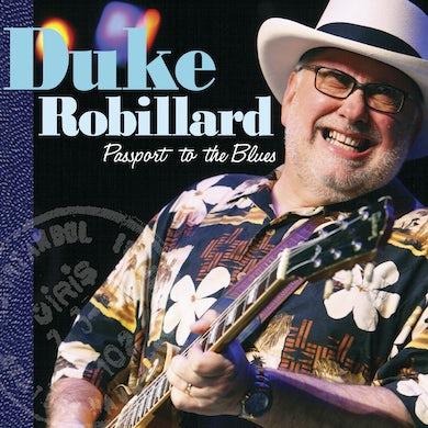 Duke Robillard Passport to The Blues CD