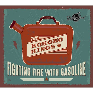 Fighting fire with gasoline CD