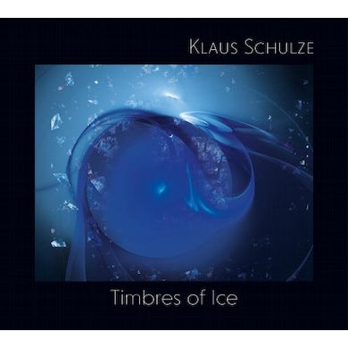 Klaus Schulze Timbres Of Ice CD