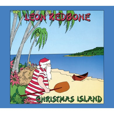 Leon Redbone Christmas Island CD