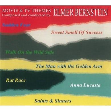 Elmer Bernstein Movie And TV Themes (OST) CD
