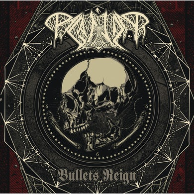 Paganizer Bullets Reign CD