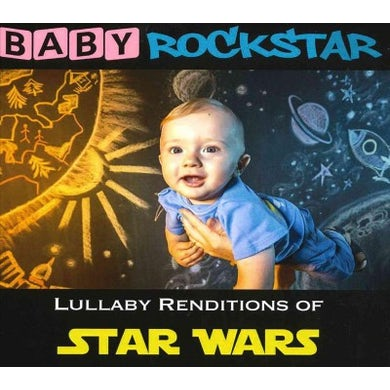 Baby Rockstar  Lullaby Renditions of Star Wars (OST) CD